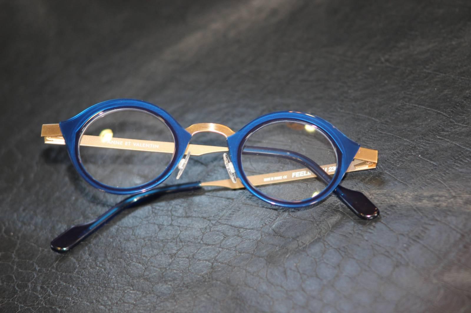 Montures lunettes anne et valentin